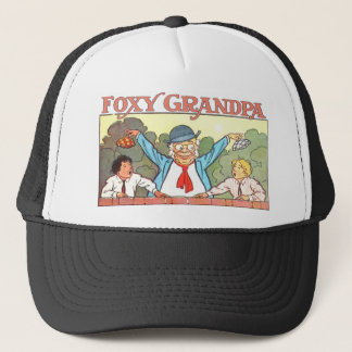 Boné Shenanigans do chapéu do vovô Foxy