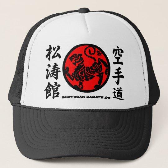 Boné Shotokan karate do Cap