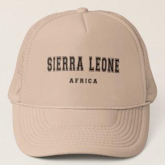 Boné Sierra Leone África