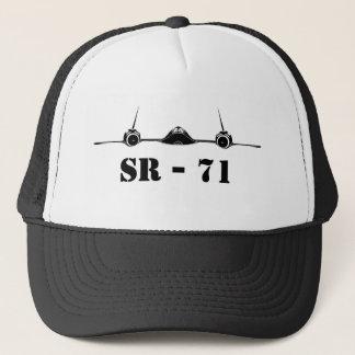 Boné Silhueta do melro SR71