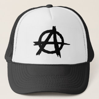 Boné Símbolo da anarquia