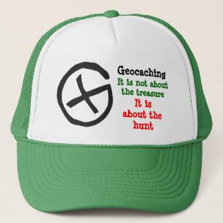 Boné Símbolo de Geocaching