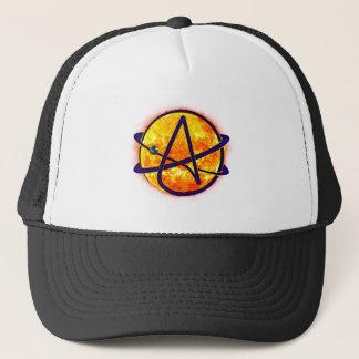 Boné Símbolo do ateu do ardor Sun