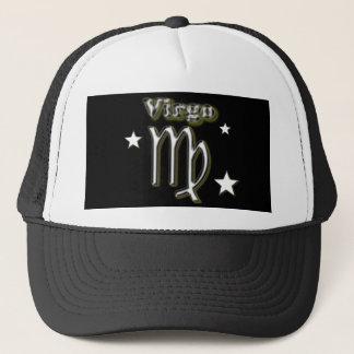 Boné Símbolo do Virgo