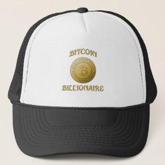 Boné Símbolo original Cryptocurrency do logotipo de