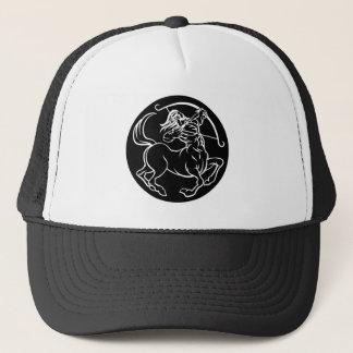 Boné Sinal do zodíaco do centauro do Sagitário do