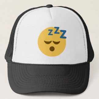 Boné Sleepy Emoji