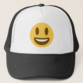 Boné Smiley emoji