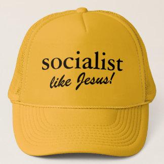 Boné Socialista - como Jesus!