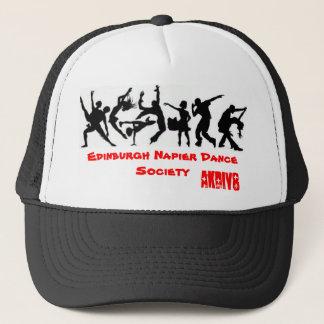 Boné Sociedade da dança de Edimburgo Napier