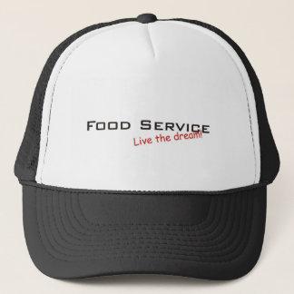 Boné Sonho/serviço de alimentação