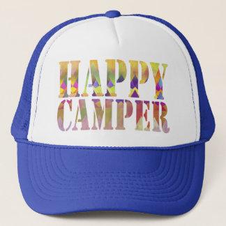 Boné Sonhos de acampamento - chapéu