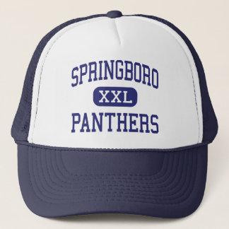 Boné Springboro - panteras - alto - Springboro Ohio