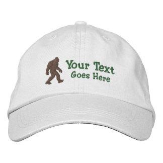 Boné Squatchin ido Bigfoot customizável