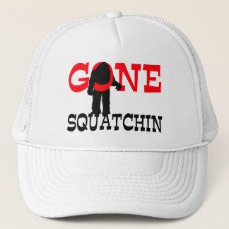 Boné Squatchin ido Bigfoot prendido