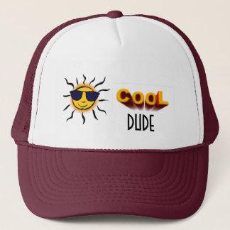 Boné Sr. Luz do sol, gajo legal