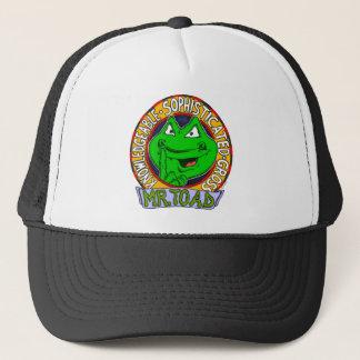 Boné Sr. O chapéu do sapo