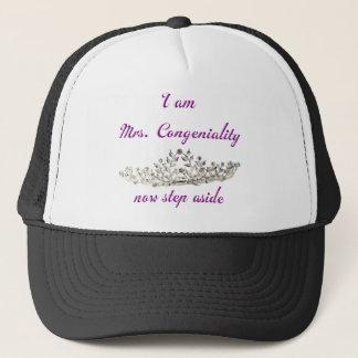Boné Sra. Congenialty