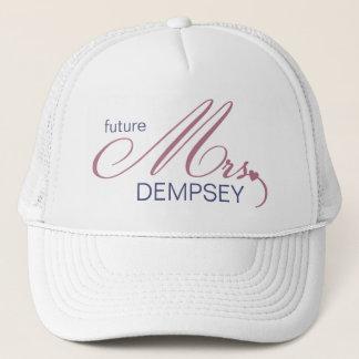 Boné Sra. futura Customizável Chapéu