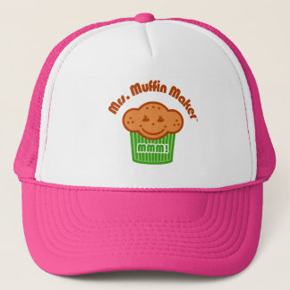 Boné Sra. Muffin Fabricante