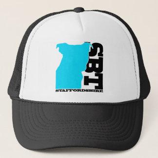 Boné Staffordshire bull terrier - chapéu do camionista