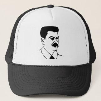 Boné Stalin o excelente