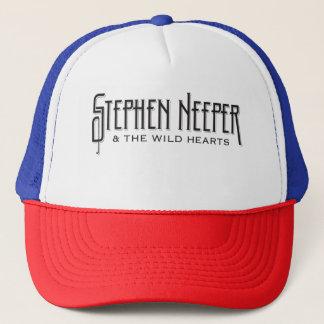 Boné Stephen Neeper & os corações selvagens