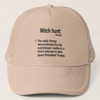 Boné Substantivo da caça a as bruxas
