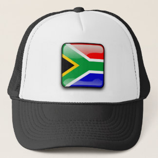 Boné Sul - bandeira lustrosa africana