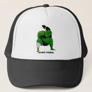 BONÉ SUMO GRRRL