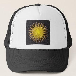 Boné Sun dourado