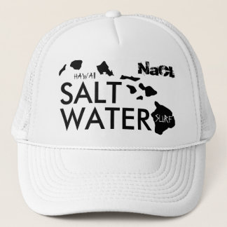 Boné Surf da água salgada do NaCL