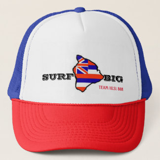 Boné Surf do Lifeguard de Havaí: SURF GRANDE