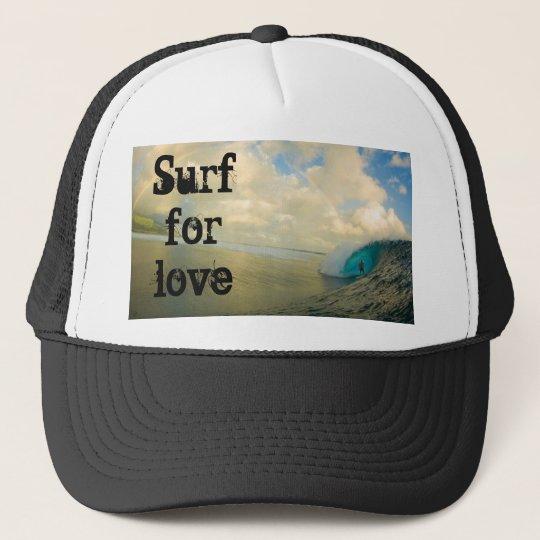 BONÉ SURF_FOR_LOVE