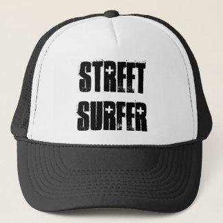 BONÉ SURFISTA DA RUA