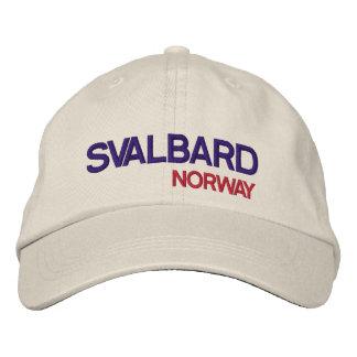 Boné Svalbard, chapéu ajustável de Norway*