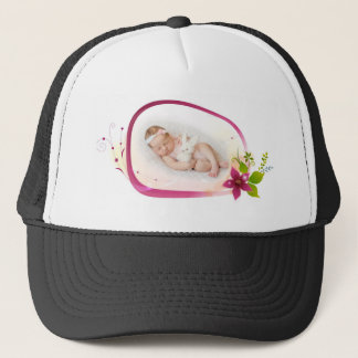Boné T-shirt pequeno do roupa do bebê do sono do anjo