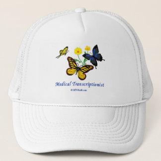 Boné TA da borboleta