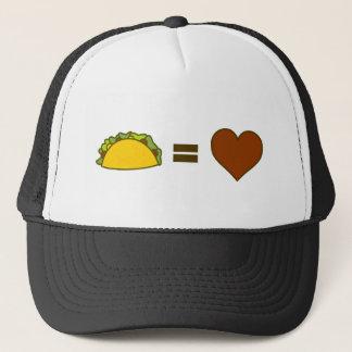 Boné Taco=Love