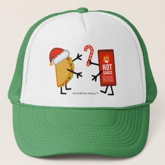 Boné Taco & molho picante - Natal
