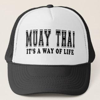 Boné Tailandês de Muay é modo de vida