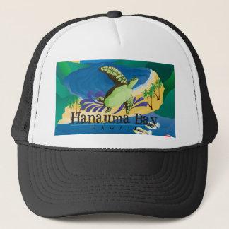 Boné Tartaruga de Havaí da baía de Hanauma