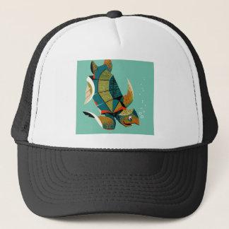 Boné Tartaruga de mar australiana animador