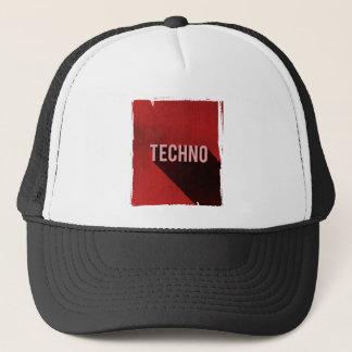Boné Techno