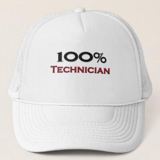 Boné Técnico de 100 por cento