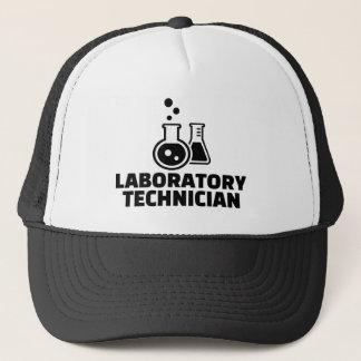 Boné Técnico de laboratório