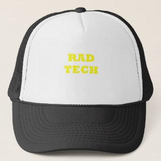Boné Tecnologia do Rad