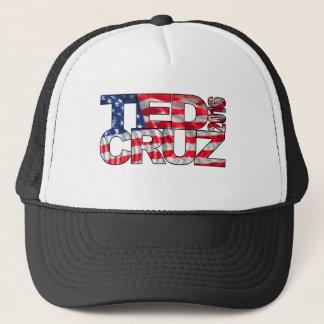 Boné Ted Cruz 2016 (bandeira)