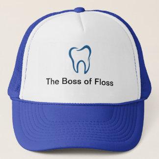 Boné Tema engraçado do dentista