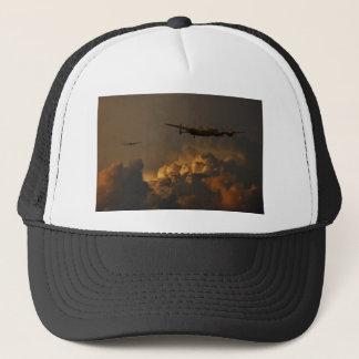 Boné TEMPESTADE do bombardeiro de Lancaster
